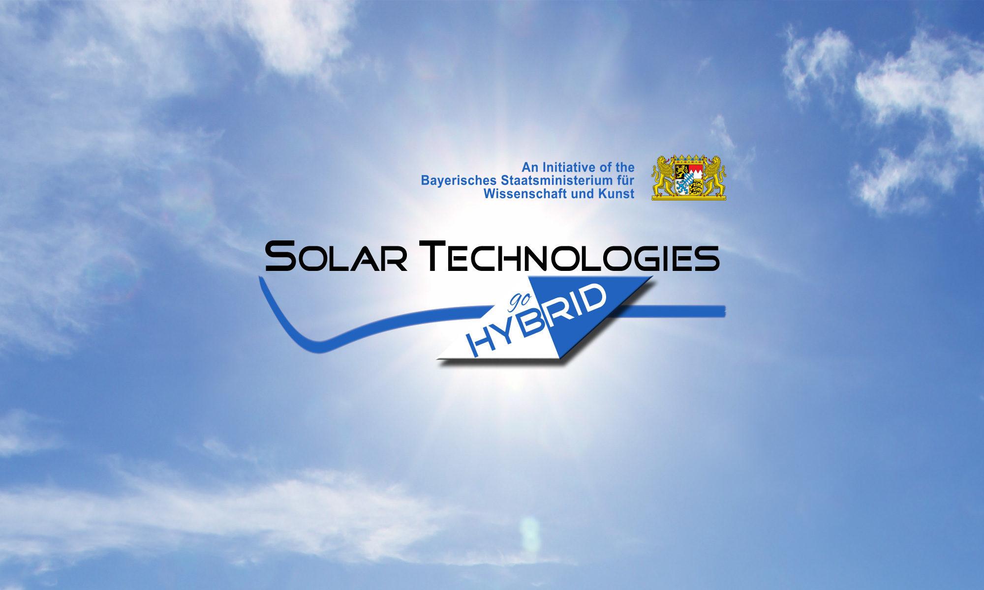Solar Technologies go Hybrid